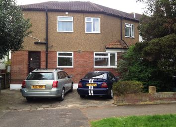 Thumbnail 1 bed flat to rent in Ladywood Road, Tolworth/Surbiton