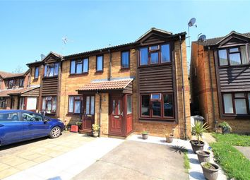 Thumbnail 2 bedroom end terrace house for sale in Barnes Avenue, Norwood Green
