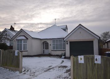 Thumbnail 4 bed detached bungalow for sale in Eastwood Drive, Littleover, Derby