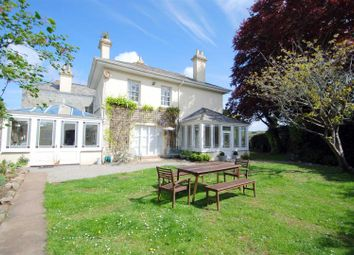Thumbnail 6 bed detached house for sale in Stentaway Road, Plymstock, Plymouth