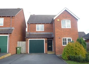 Thumbnail 3 bed detached house to rent in Erica Drive, Whitnash, Leamington Spa