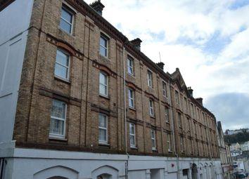 Thumbnail 2 bed flat for sale in Albert Court, Market Street, Torquay, Devon