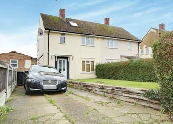 Thumbnail 3 bed semi-detached house for sale in Rochford Garden Way, Rochford