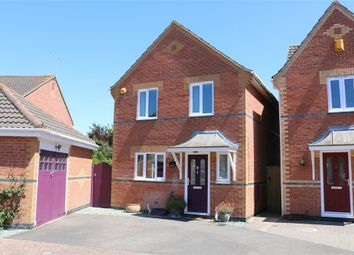 Thumbnail 3 bed detached house for sale in Moorgate Close, Morton, Bourne, Lincolnshire