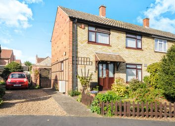Thumbnail 2 bedroom semi-detached house for sale in Magdalen Street, Thetford