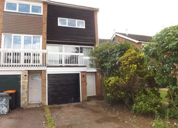 Thumbnail 3 bed terraced house for sale in Grasmere Way, Leighton Buzzard, Bedford, Bedfordshire