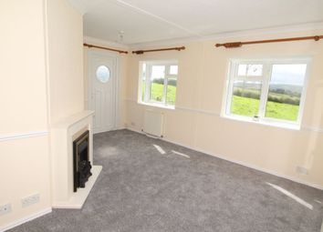 Thumbnail 2 bed bungalow for sale in Valley View Caravan Site, Dunmere, Bodmin