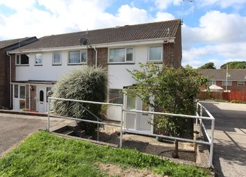 Thumbnail 2 bed terraced house for sale in Trengrouse Avenue, Torpoint