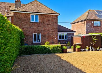 Thumbnail 5 bed semi-detached house for sale in Northcote, Docking, King's Lynn