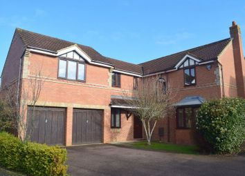 Thumbnail 5 bed detached house for sale in Quilter Meadow, Old Farm Park, Milton Keynes