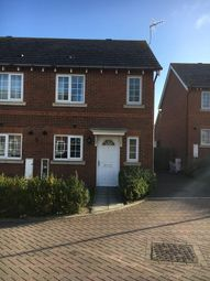Thumbnail 2 bed semi-detached house to rent in Fennel Close, Minster On Sea, Sheerness