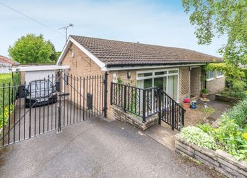 Thumbnail 3 bed detached bungalow for sale in Westover Road, Sheffield