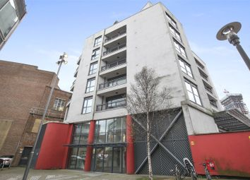 Thumbnail Studio to rent in The Richard Robert Residence, 7 Salway Place, London
