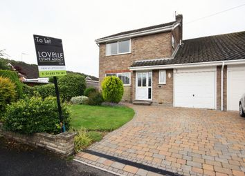 Thumbnail 4 bed semi-detached house to rent in Mill Rise, Swanland, Hull