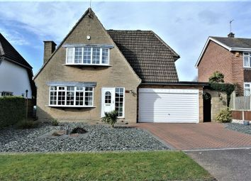 Thumbnail 3 bed detached house for sale in Southpark Avenue, Mansfield