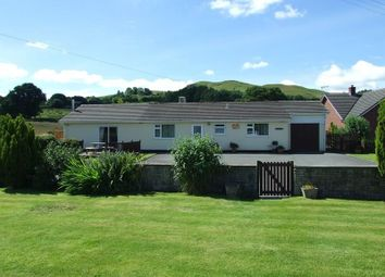 Thumbnail 3 bed detached bungalow for sale in Llandegley, Llandrindod Wells