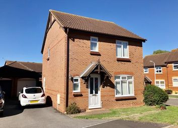 Thumbnail 3 bed detached house for sale in Taunton, Somerset, United Kingdom