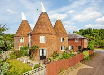Thumbnail 5 bed property for sale in Bullion Oast, Manor Farm, Maidstone