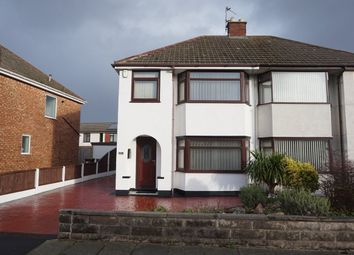 Thumbnail 3 bed semi-detached house for sale in Highcroft Avenue, Bispham
