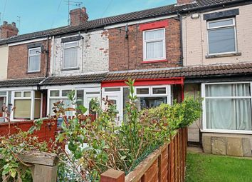 Thumbnail 2 bed terraced house for sale in Edward Street, Hessle