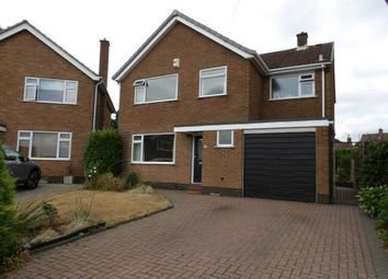 Thumbnail 4 bed detached house for sale in Moorway Croft, Littleover, Derby, Derbyshire