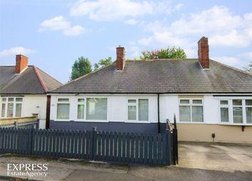 Thumbnail 2 bed semi-detached bungalow for sale in Leyton Avenue, Skegby, Sutton-In-Ashfield, Nottinghamshire