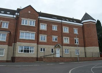 Thumbnail 2 bed flat to rent in Castle Court Loansdene Wood, Morpeth