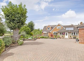 Thumbnail 4 bed detached house for sale in Church Street North, Old Whittington, Chesterfield