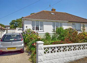 Thumbnail 3 bed bungalow for sale in Cissbury Avenue, Peacehaven, East Sussex