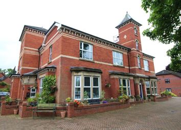 Thumbnail 2 bed flat for sale in Newcastle Road, Congleton