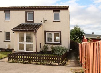 Thumbnail 4 bed end terrace house for sale in 70 Easter Road, Kinloss, Forres