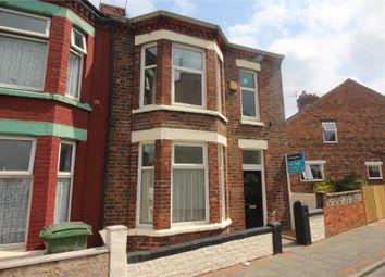 Thumbnail 3 bed end terrace house for sale in Hollybank Road, Birkenhead, Merseyside
