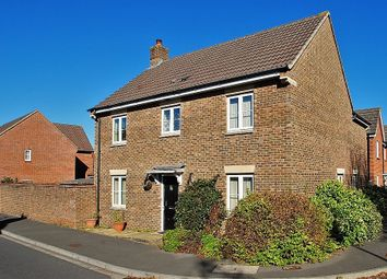 Thumbnail 4 bed detached house for sale in Willow Close, St. George'S, Weston-Super-Mare