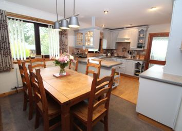 Thumbnail 3 bed detached bungalow for sale in Pitcaple, Inverurie