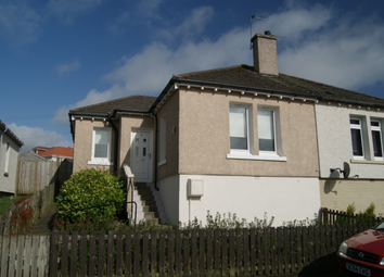 Thumbnail 1 bed semi-detached bungalow to rent in Third Avenue, Auchinloch, 5Ea
