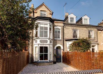 Thumbnail 4 bedroom town house to rent in Panton Street, Cambridge
