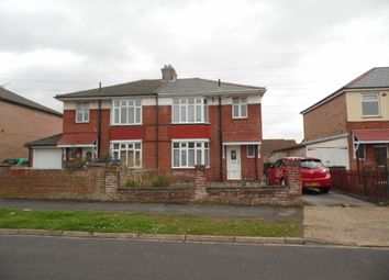 Thumbnail 3 bed semi-detached house to rent in Birdwood Grove, Fareham