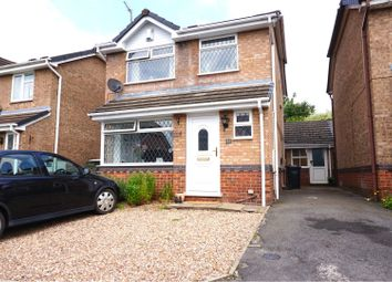 Thumbnail 3 bed detached house for sale in Gleadsmoss Lane, Derby
