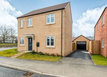 Thumbnail 3 bed semi-detached house for sale in Cricketers Way, Oundle, Peterborough