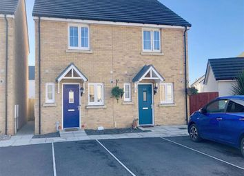 Thumbnail 2 bedroom semi-detached house for sale in Rhes Brickyard Row, The Links, Llanelli