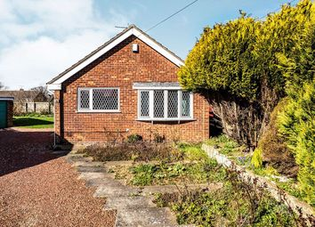 Thumbnail 2 bedroom bungalow to rent in Clarke Crescent, Bempton, Bridlington
