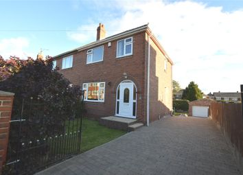Thumbnail 3 bedroom semi-detached house for sale in Alandale Drive, Garforth, Leeds