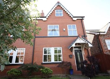 Thumbnail 4 bed semi-detached house to rent in Stanley Road, Huyton, Liverpool
