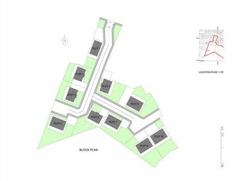 Thumbnail Land for sale in Rosevear Road, Bugle, St Austell