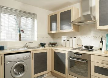 """Thumbnail 2 bed flat for sale in """"Layton"""" at Kergilliack Road, Falmouth"""