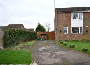 Thumbnail 3 bed semi-detached house for sale in Kings Meadow, Kedington, Haverhill