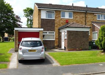 Thumbnail 3 bed semi-detached house to rent in Carlslake Avenue, Bolton, Gtr Manchester