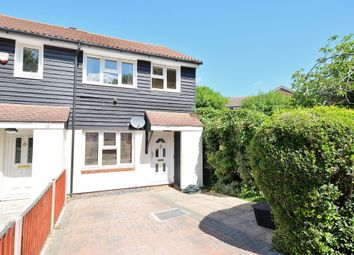 Thumbnail 3 bedroom end terrace house for sale in Doveney Close, Orpington
