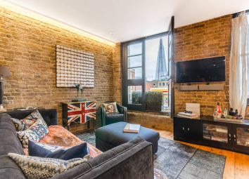 Thumbnail 1 bed flat for sale in Southward Bridge Road, Southwark