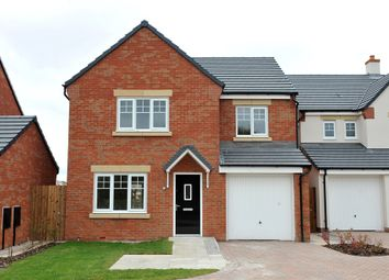 """Thumbnail 4 bed detached house for sale in """"The Roseberry """" at Fletcher Drive, Lytham St. Annes"""